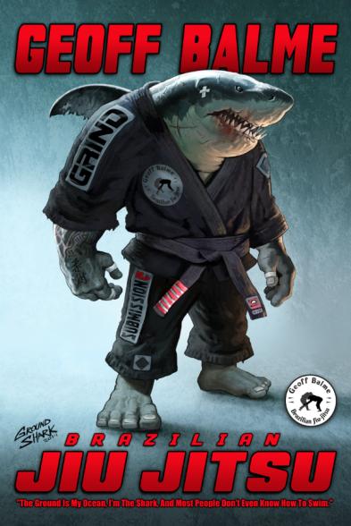 jiu-jitsu shark geoff balme bjj